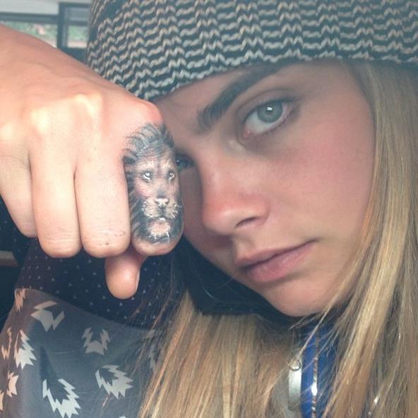 超赞!44个有范儿名人的最有范儿纹身