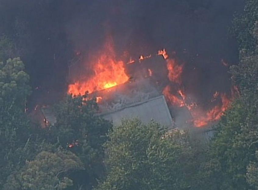 澳大利亚南部热浪_澳大利亚南部受热浪侵袭引发至少25宗山火